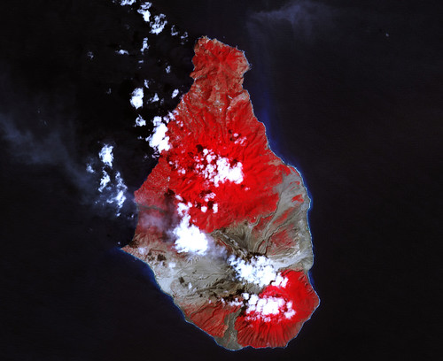 Soufriere Hills Volcano Resumes Activity | by NASA Goddard Photo and Video