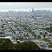 San Francisco from Bernal Hill