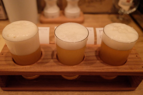 飲み比べセット3種類 南信州 アップルホップ,箕面 ゆずホ和イト,横浜ピルスナー craftsman gotanda 06