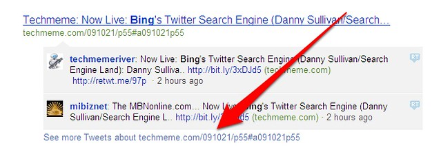 Bing Twitter Search | See Up Close With Bing's Twitter ...