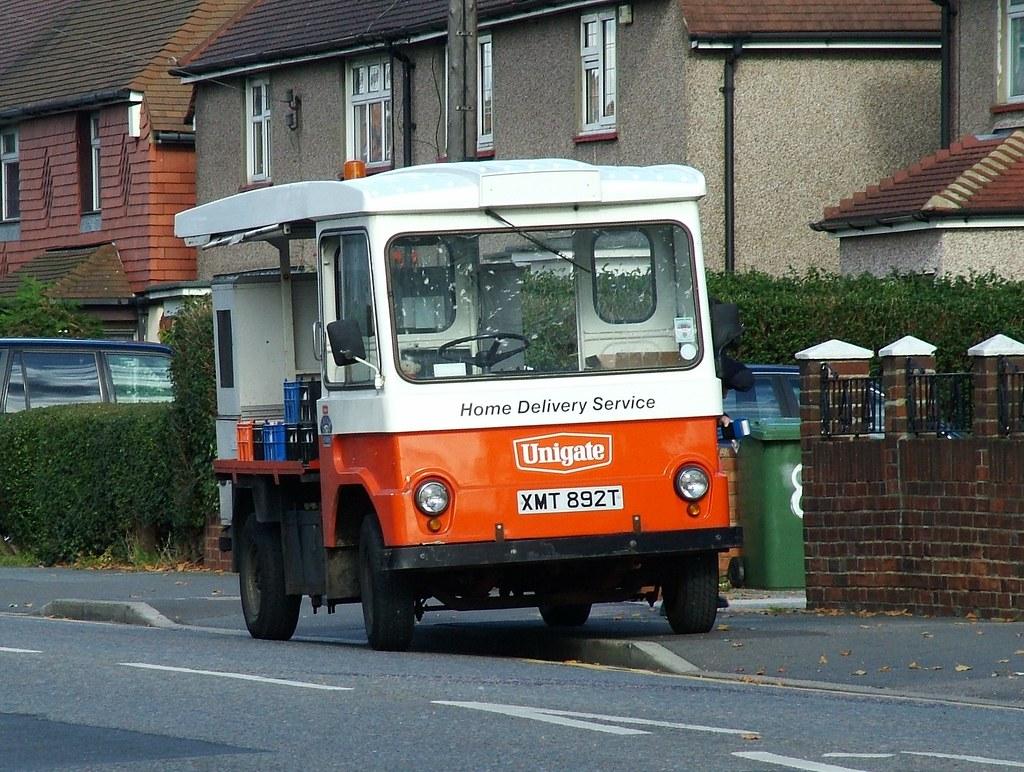 Unigate Milk Float Unigate 1979 Smith Electric Vehicles