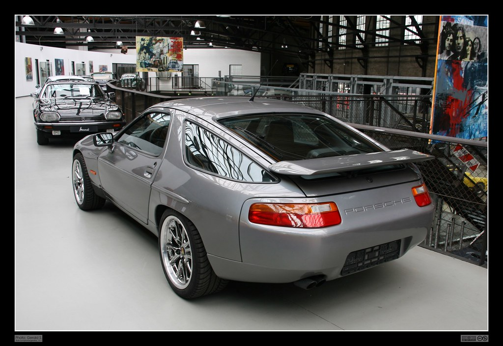 1989 Porsche 928 GT (04) | The Porsche 928 is a grand tourer… | Flickr