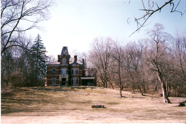 the mansion melbourne newkirk mansion connersville indiana mid 90s 29681