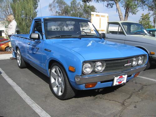 Datsun 620 PickUp - 1974 | Murrieta, California. | Flickr