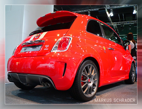 fiat 500 abarth 695 tributo ferrari spotterforlife flickr. Black Bedroom Furniture Sets. Home Design Ideas