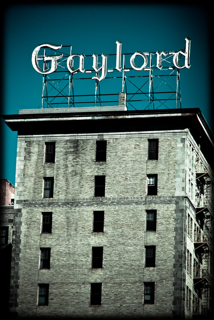 Gaylord Apartments | By TooMuchFire Gaylord Apartments | By TooMuchFire