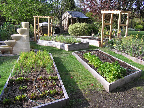 Vegetable Garden And Orchard Design Built2 This Garden