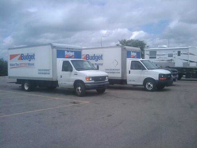 Budget Truck Rental Huntington Beach