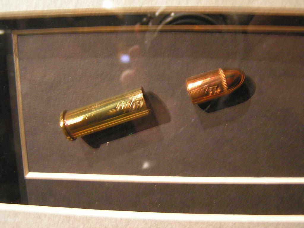 Bullets from Jack Ruby's Gun | Ripley's Believe it or Not ...