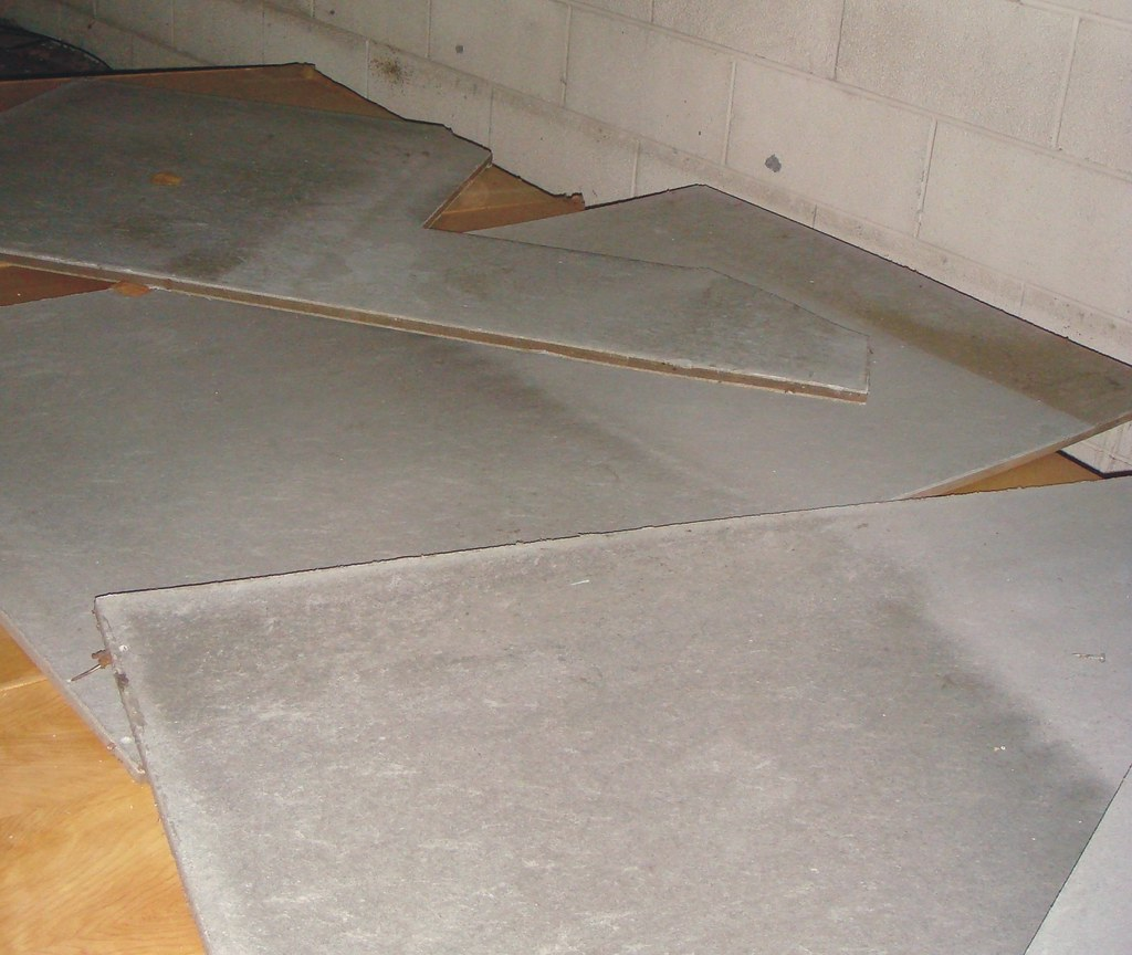 Asbestos Cement Clad Insulation Panels Asbestos Cement