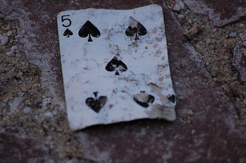 five of spades 2 | by Fournier91