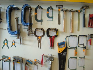 tools wall | by Mr Thinktank
