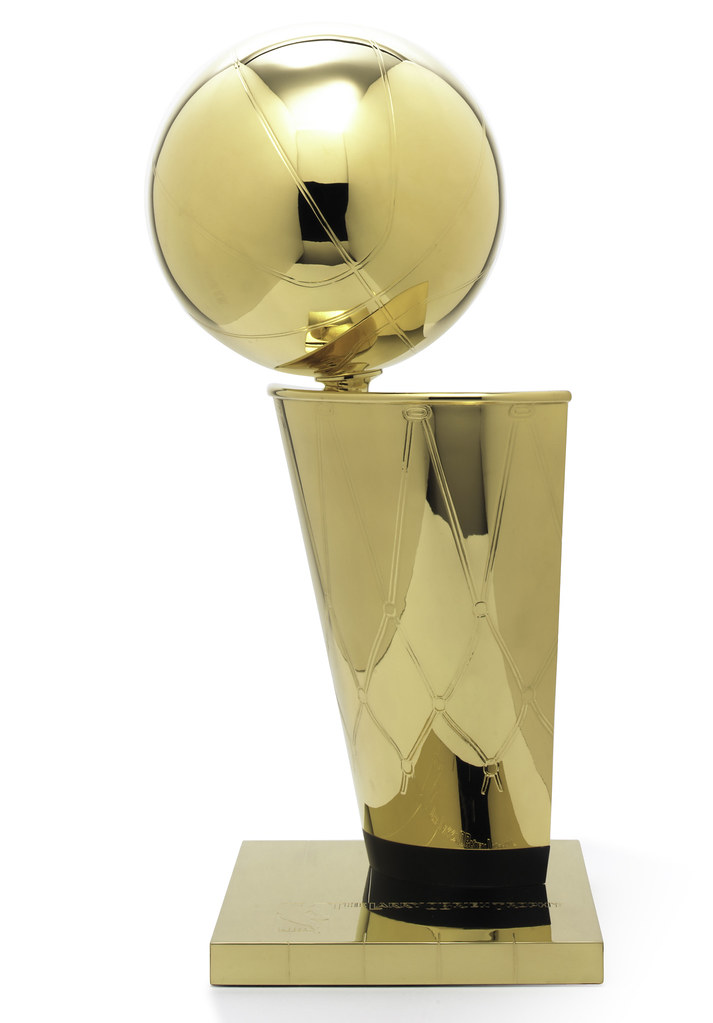 Larry O'Brien trophy | The Larry O'Brien Trophy is presented… | Flickr
