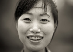North Korean smile - North Korea | by Eric Lafforgue