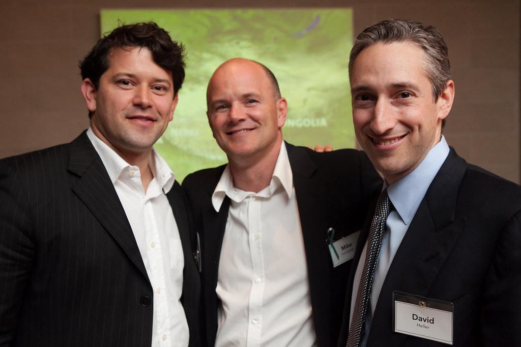2009 Investor Gathering   John Novogratz, Mike Novogratz ...