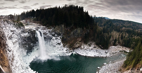 Snoqualmie Falls In Winter | by Erico M.