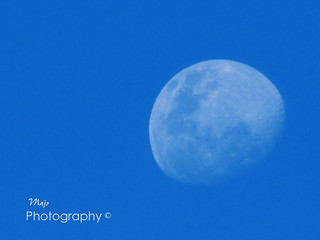 Moon Midday | by Majo´s Photos