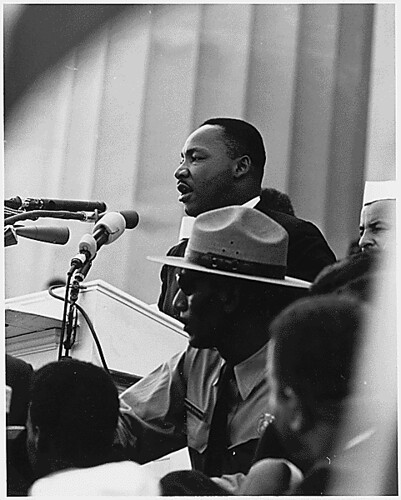 Civil Rights March On Washington D C Dr Martin Luther Flickr
