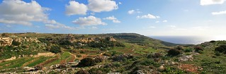 Mtahleb Valley panorama | by gelle.dk