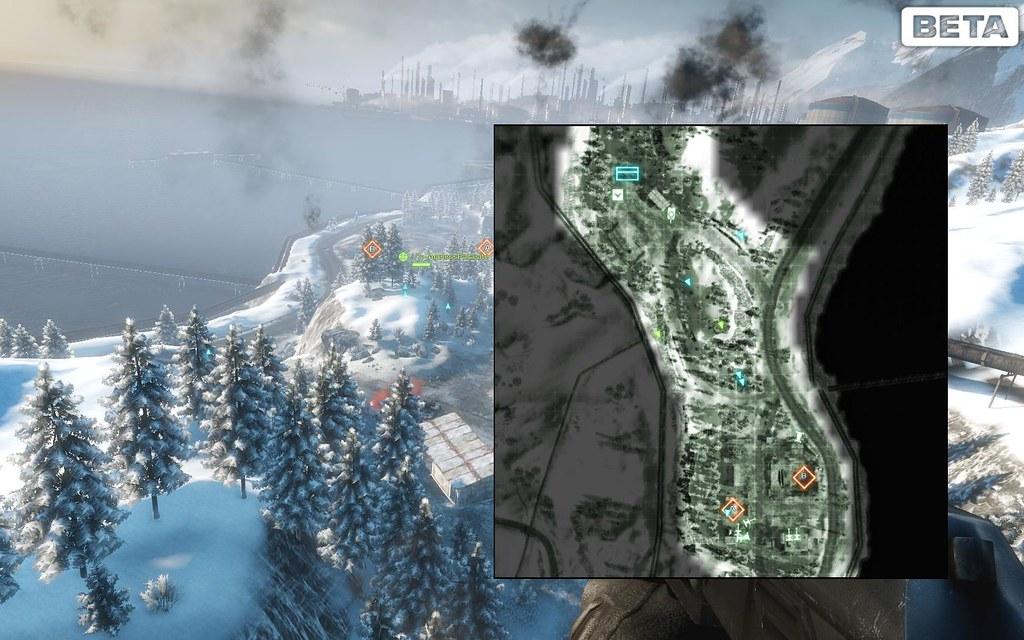 Battlefield Bad Company 2   Mini Map | Jeff Kurtz | Flickr