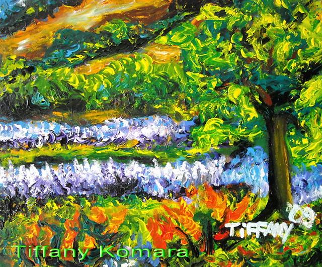 Finger Painting Tiffany Komara Flickr