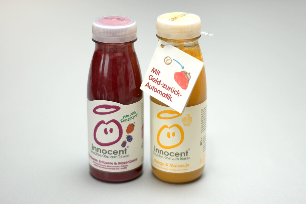 innocent drinks positioning The positioning that had been favoured internally was one of the poorest performing expressions of the concept (although it's worth mentioning that in subsequent npd.