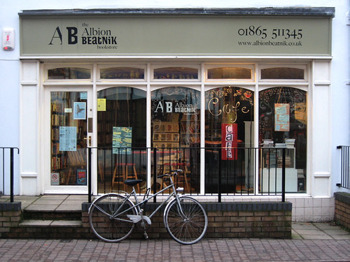 Albion Beatnik and bicycle | by the girl in the park