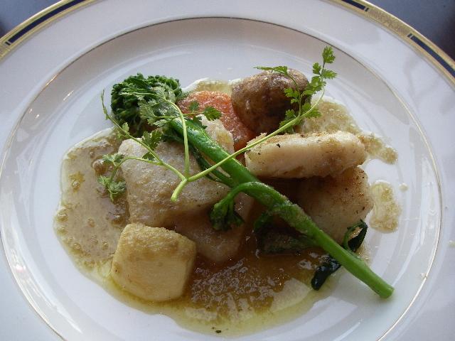 Basa fish basa fish meunière with bagna cauda sauce bistrou flickr
