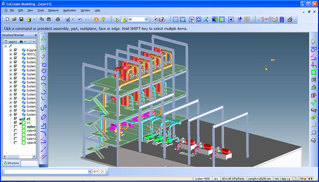 Spacepipe Piping And Plant Design Cad Solution For Ptc 39 S