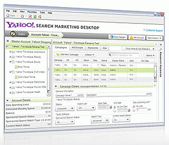 Yahoo Search Marketing Desktop | by rustybrick