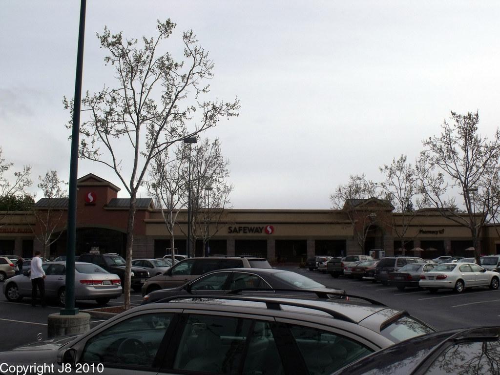 Stevens Creek Central Shopping Center San Jose California