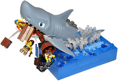 shark attack | by WHBRICKS