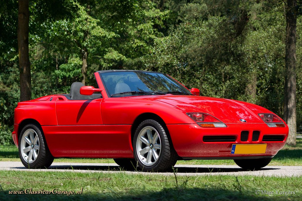 1990 bmw z1 1st owner car 21 years old and only 9000 km f flickr. Black Bedroom Furniture Sets. Home Design Ideas