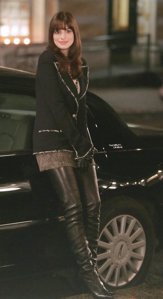 Black leather opera gloves sexy dancer zoe zane - 1 6