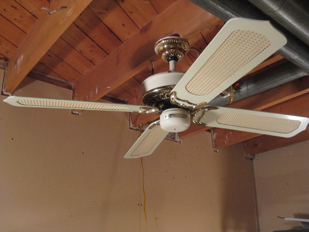 Casablanca Four Seasons 120 Cm Ceiling Fan 1987