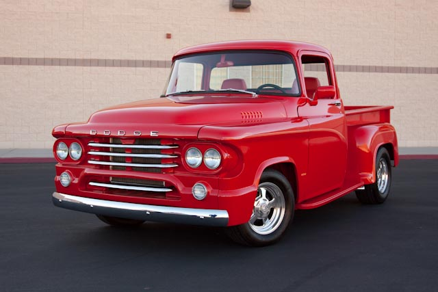 Pick Up Dodge >> Don Kerns' 1958 Dodge D-100 pickup | As seen in December 200… | Flickr