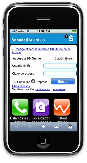 Acceso a bs online banco sabadell flickr - Sabadell on line ...
