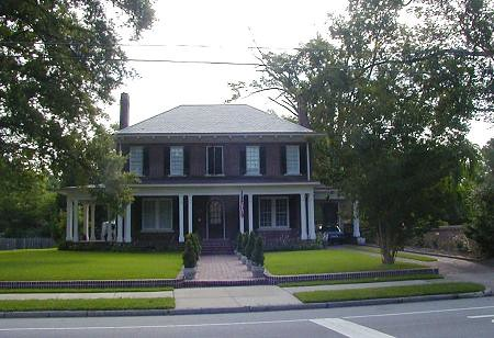 Historic Mansion For Sale In Rocky Mount North Carolina