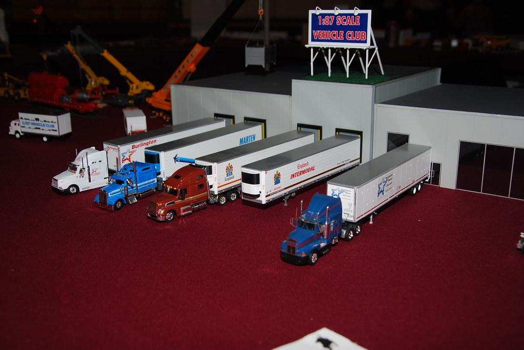 Big Rig Toy Trucks 1:87 Big Rig Toy Trucks