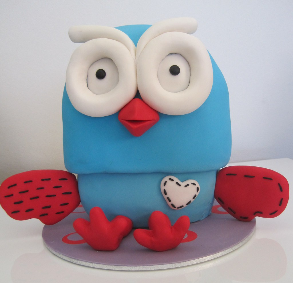 Giggle And Hoot Cake Images
