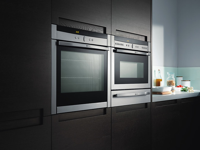 Neff Single Oven Microwave Combination Amp Small Warming Dr