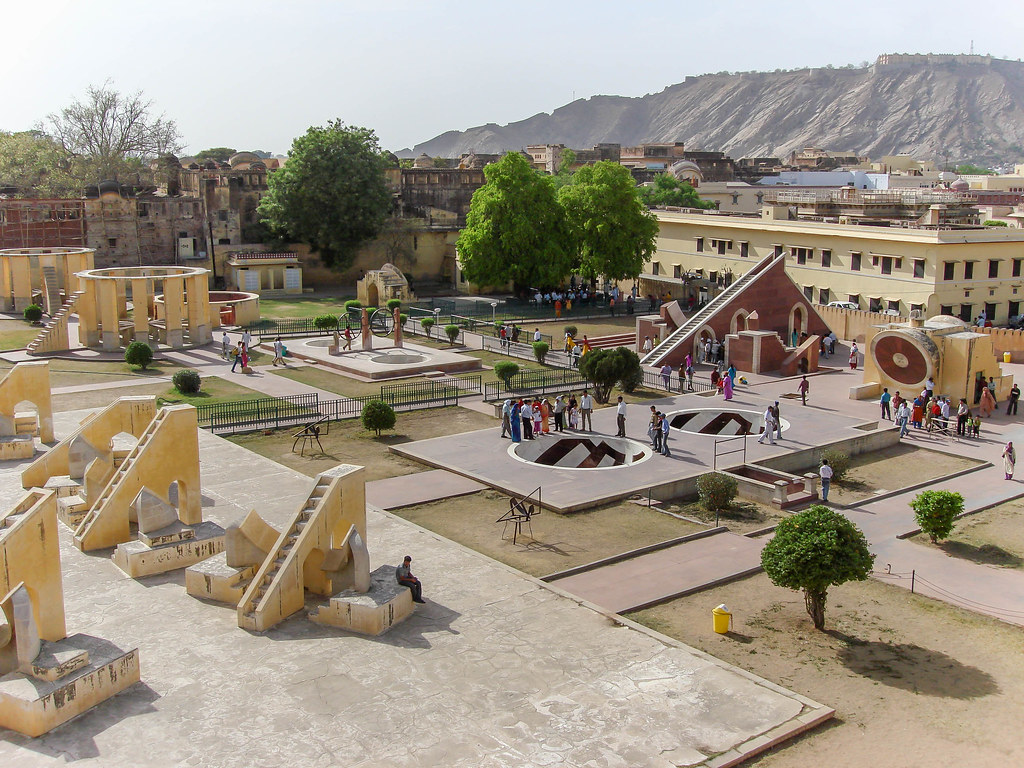 jantar mantar astronomical observatory jaipur the