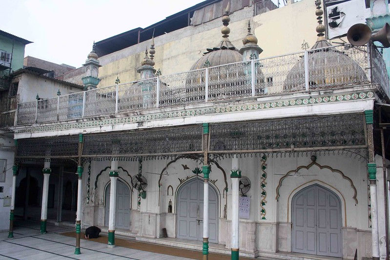 City Monument – Sunehri Masjid, Chandni Chowk