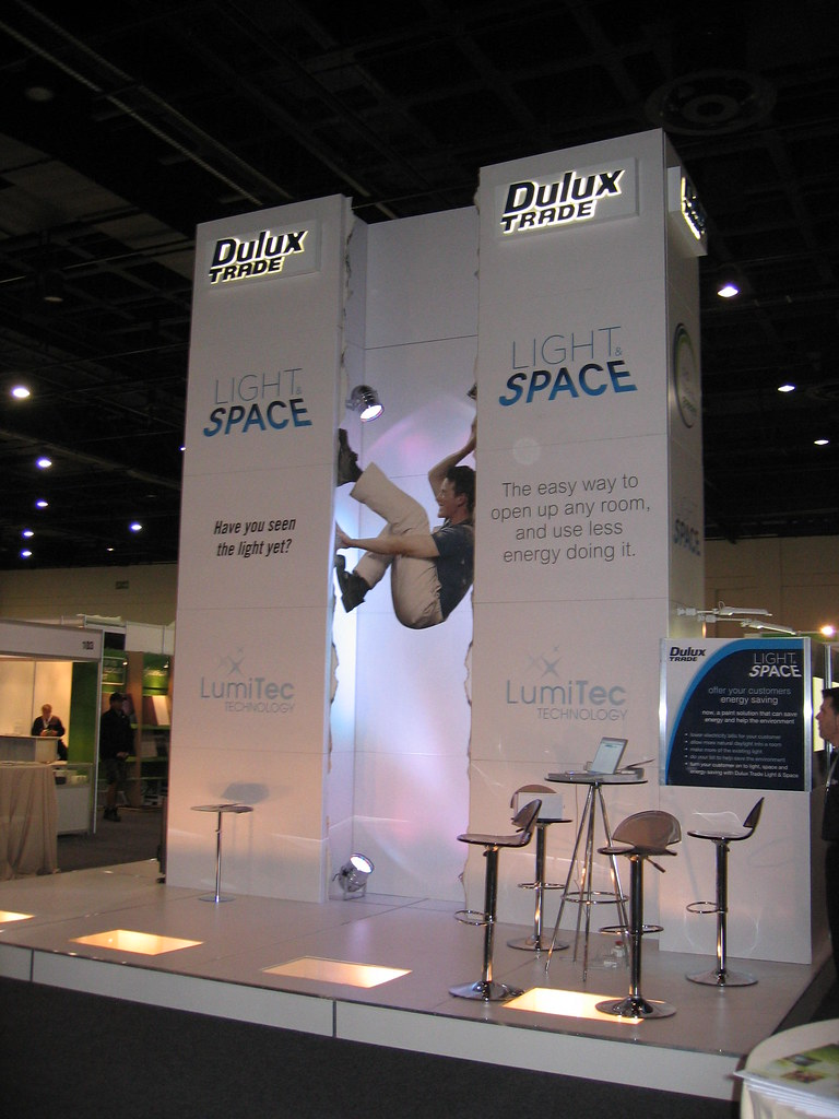 Exhibition Stand Eco : Eco friendly exhibition stand lightweight