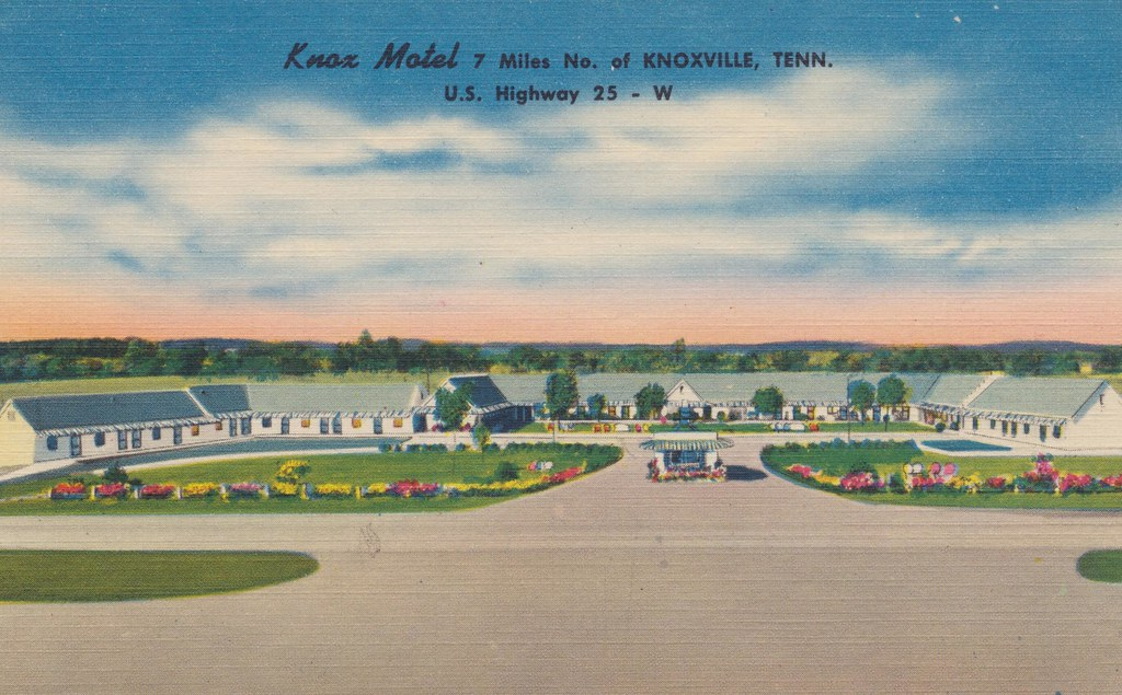 Knox Motel - Knoxville, Tennessee