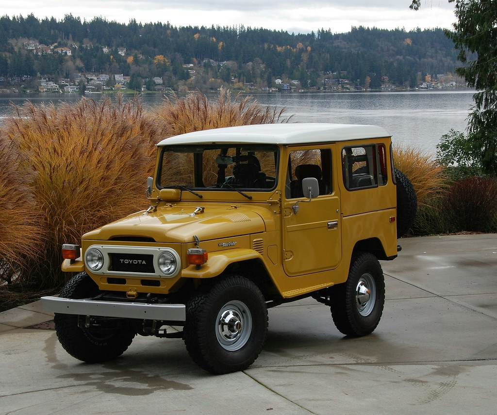 fj40 hard top 1978 toyota fj40 land cruiser t i g flickr. Black Bedroom Furniture Sets. Home Design Ideas
