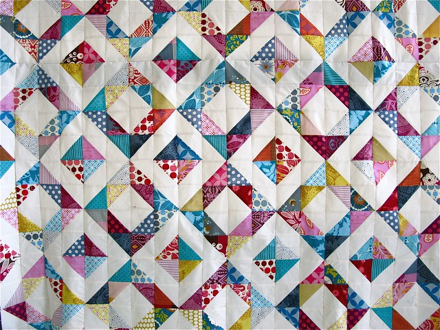 Geometric Squares Quilt It S Been Missing For Far