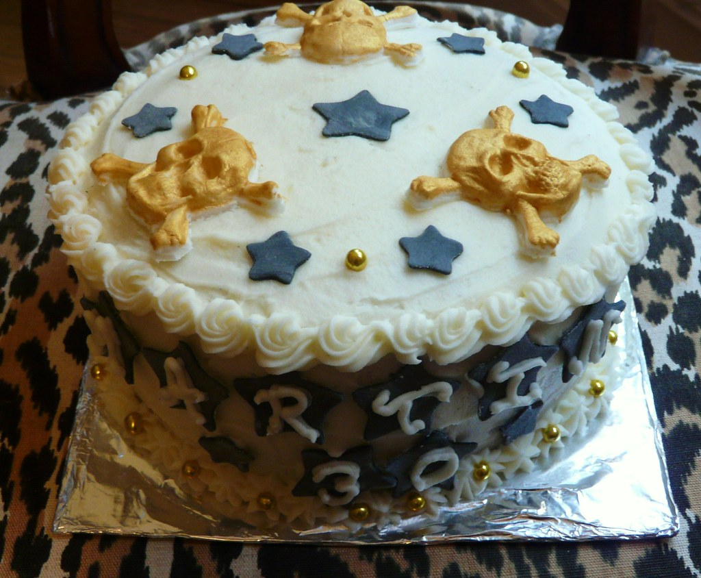 Birthday Bean Cake Alwayspppin