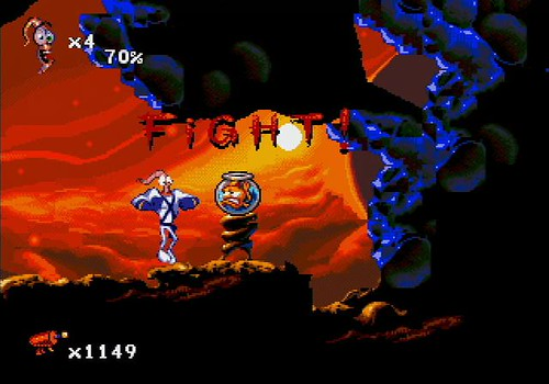 Earthworm Jim 2 - Virtual Console - an album on Flickr