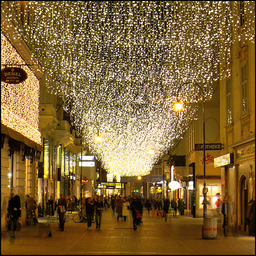 Christmas time in Vienna | Christmas is a time for love and … | Flickr